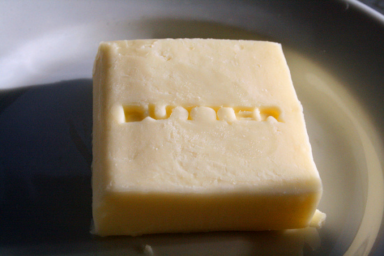 butter or margarine