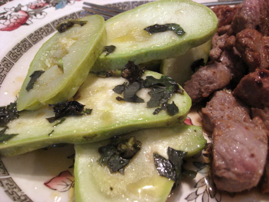 Buttery Patty Pan Squash With Basil Recipe   Food Renegade