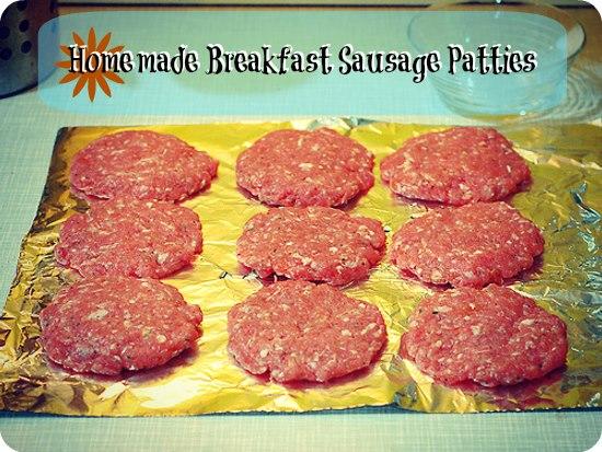 ... breakfast sausage homemade breakfast sausage homemade sausage patties