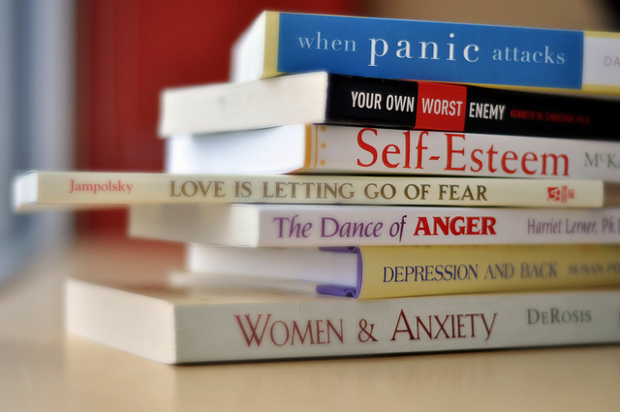 anxiety mood gut health books