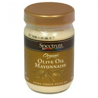 Decoding Labels: Spectrum Organic Olive Oil Mayonnaise
