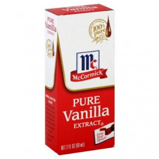 Decoding Labels: McCormick Pure Vanilla Extract