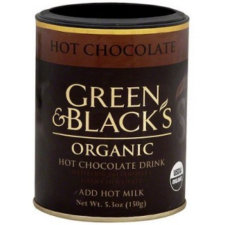Decoding Labels: Green & Black's Organic Hot Chocolate
