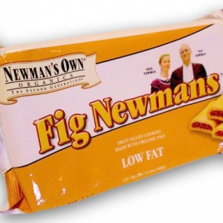 Decoding Labels: Newman's Own Organics Fig Newmans