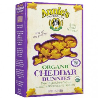 Decoding Labels: Annie's Organic Cheddar Bunnies