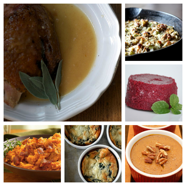 Grain-Free Thanksgiving Recipes