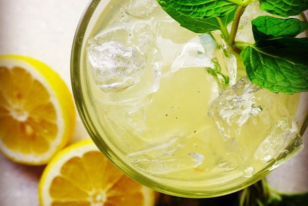 probiotic fermented lemonade