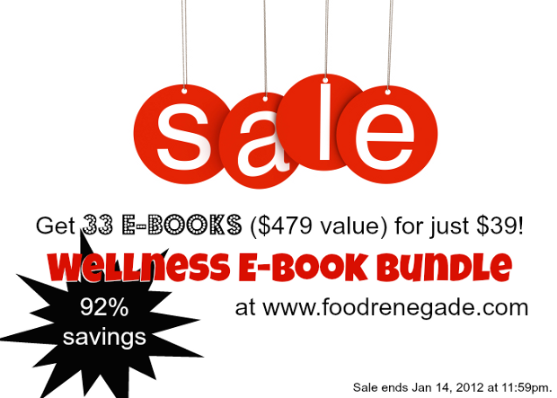 GIANT e-book sale 33 books just $39!