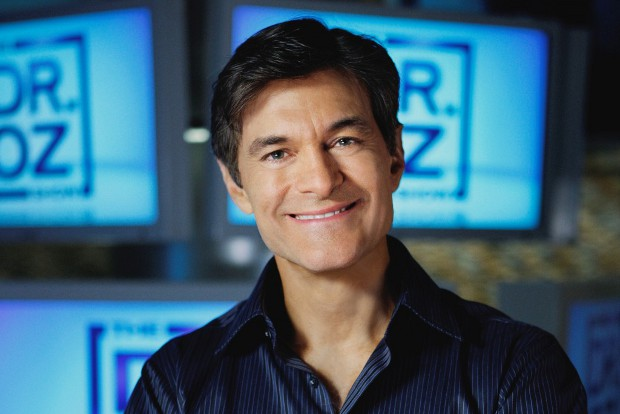 Dr Oz on The Great Cholesterol Myth