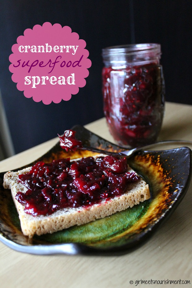 Cranberry Spread