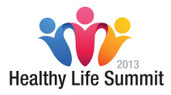 healthy life summit logo