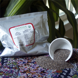 make egg substitute chia seeds