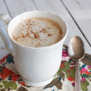 Homemade Hot Chocolate (with dairy-free options)