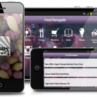 Food Renegade App Now Available — Don't miss the community photos!