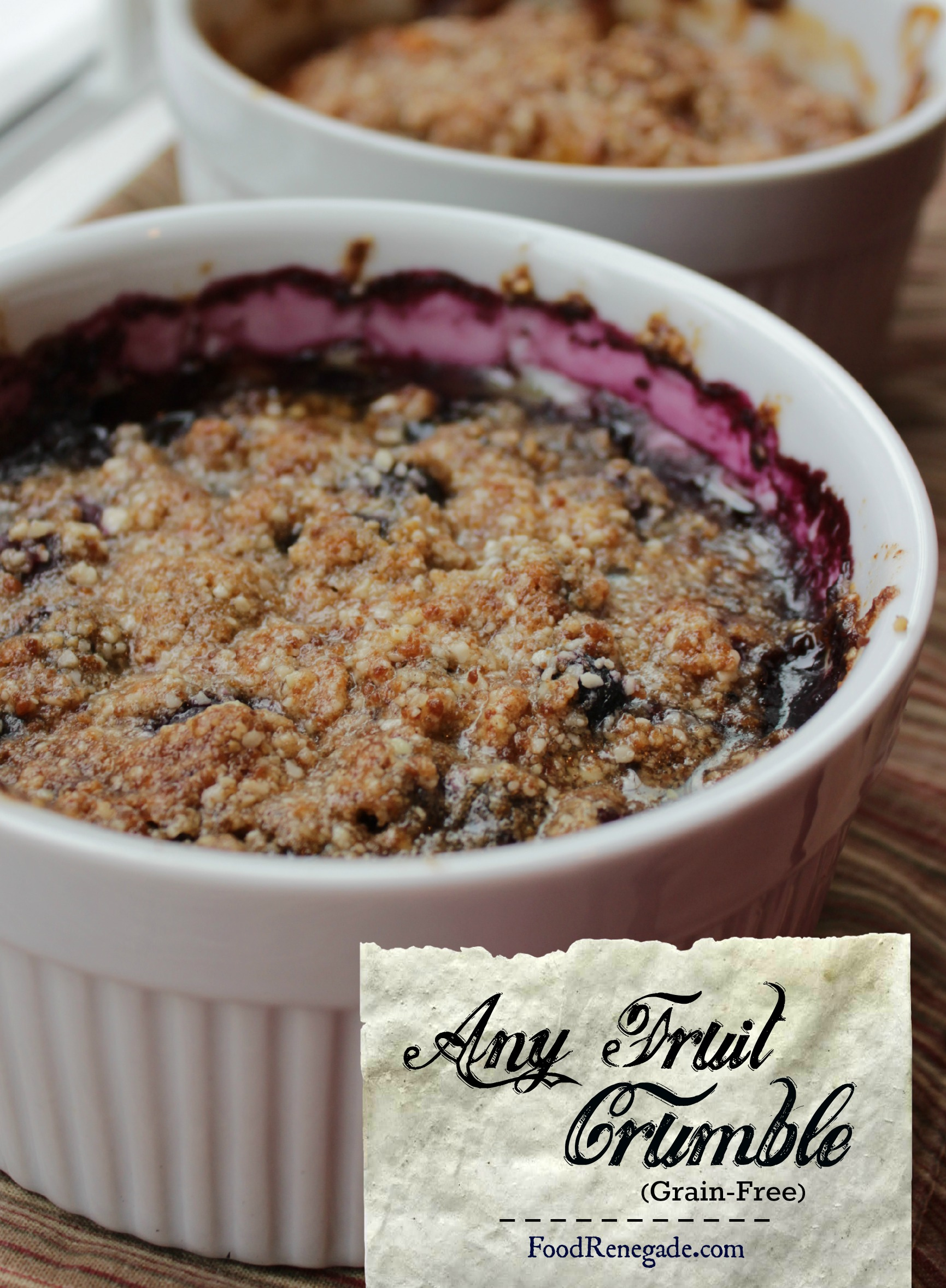 ... crumble fruit crumble recipe leite s warm any fruit crumble
