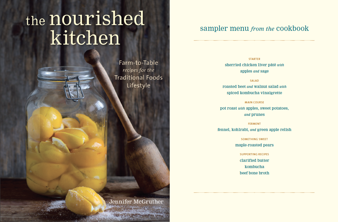 nourished-kitchen-sample-menu