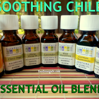 Soothing Child Essential Oil Blend