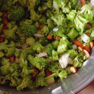 Better Broccoli Salad [Paleo, Egg-Free, Sugar-Free]