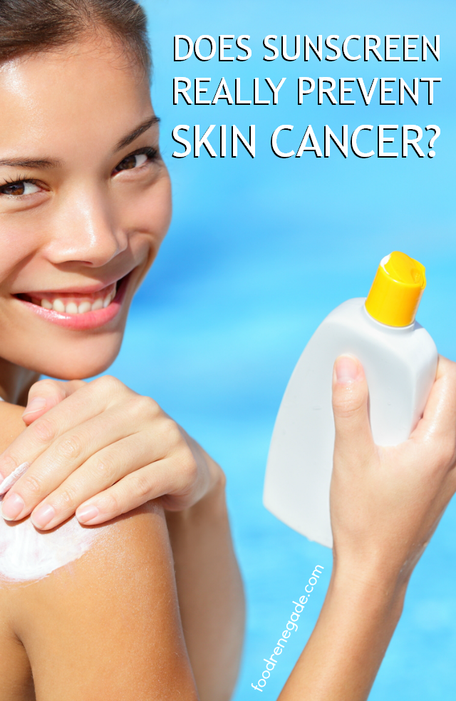 Does Sunscreen REALLY Prevent Skin Cancer?