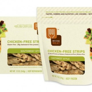 DECODING LABELS: Beyond Meat Chicken