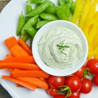 Homemade Ranch Dressing Recipe {Dairy-Free, Paleo}