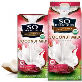 Decoding Labels: So Delicious Coconut Milk