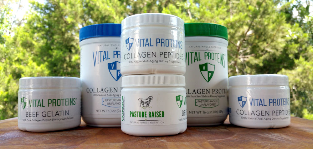 Gelatin Healthy Protein Powder