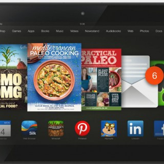 JUNE GIVEAWAY: Kindle Fire HDX 8.9 plus 5 e-books