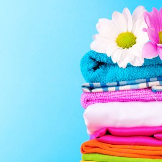 More Natural and Safer Laundry Supplies
