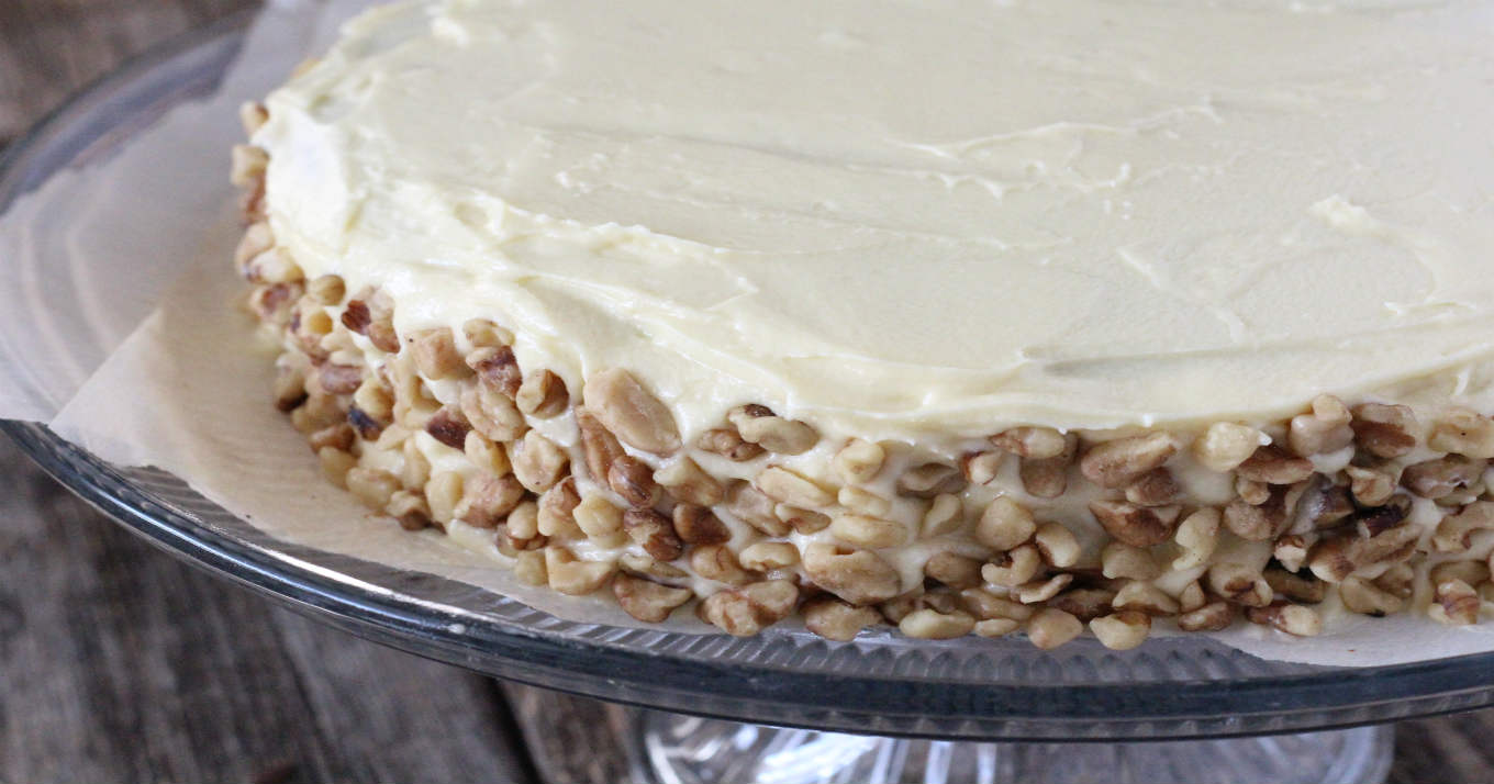 Free Carrot Cake for GAPS, Primal, and Paleo Diets | Food Renegade